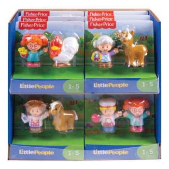 Fisher Price Little People Figures 2 Pack