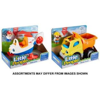 Fisher Price Little People Mid Sized Vehicle assorted