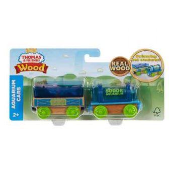 Thomas & Friends Wooden Railway Engines - Aquarium Cars