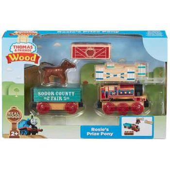 Thomas & Friends Wooden Railway - Rozie's Prize Pony