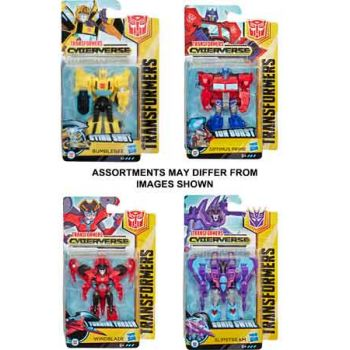Transformers Cyberverse Scout assorted
