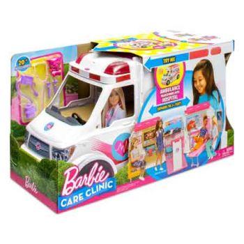 Barbie Large Rescue Vehicle