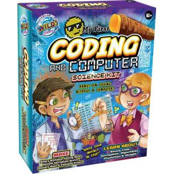 Wild Science My First Coding & Computer Science Kit