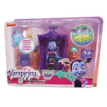 Vamperina Glowtastic Friends Set