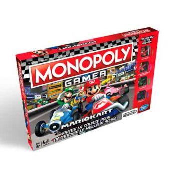 Monopoly Mario Kart Gamer