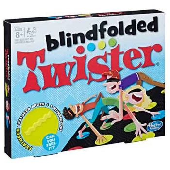 Twister Blindfolded ( was RRP $39.99 )