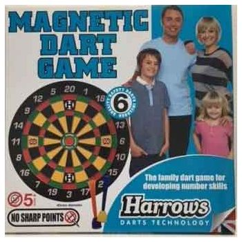 Harrow Family Dart Game Set
