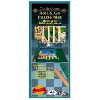 Shuffle Roll & Go Puzzle Mat 94cm x 140cm