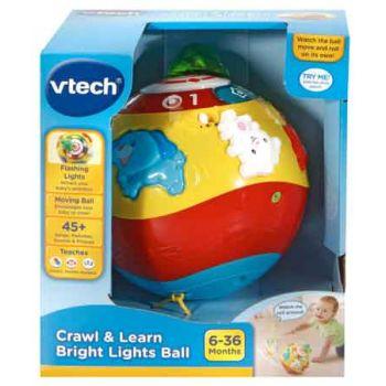 VTech Crawl & Learn Brights Ball