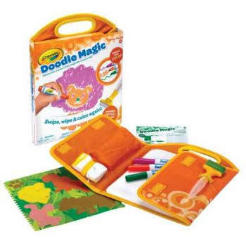 Crayola Doodle Magic Travel Pack - Animal Adventures