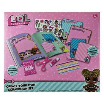 LOL Surprise Scrapbook Set