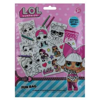 LOL Surprise Activity Fun Bags ( ONLY SOLD in Display of 24 )