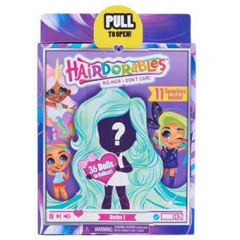 Hairdorables Doll assorted