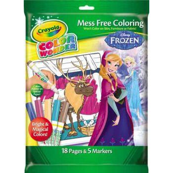 Crayola Colour Wonder - Disney Frozen