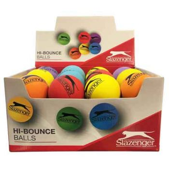 Slazenger Hand Balls ( ONLY SOLD as a display of 24)
