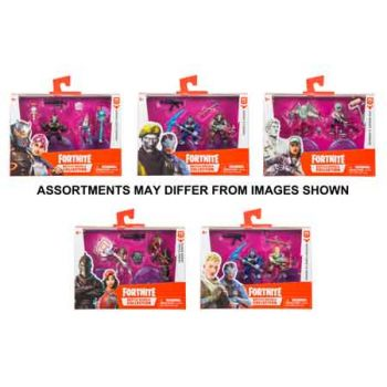 Fortnite Battle Royale Series 1 Duo Figures 2pk assorted