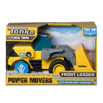 Tonka Power Movers - Front Loader ( ONLY SOLD in Carton of 2 )