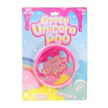 Gooey Unicorn Poo Putty