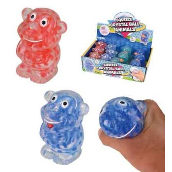 Squeeze Monkey Ball ( ONLY SOLD In Display of 12 )