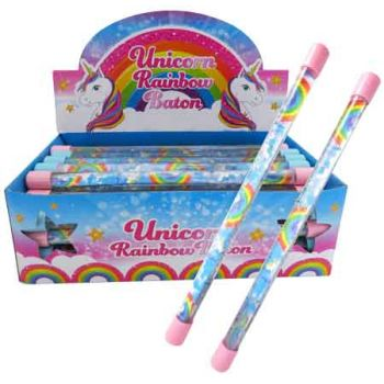 Unicorn Rainbow Baton ( ONLY SOLD in Display of 48 )