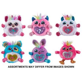 Rainbocorns Sparkle Heart Surprise ( ONLY SOLD in Display of 6 )