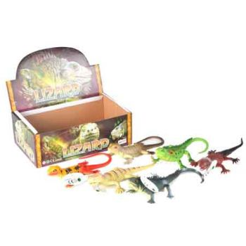 Lizards assorted ( ONLY SOLD in display of 12 )