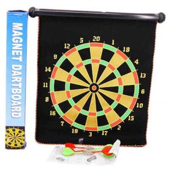 """""""17"""""""" Magnetic Dartboard ( was RRP $24.99 )"""""""