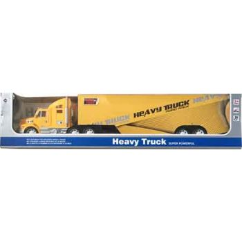 60cm Friction Container Truck assorted