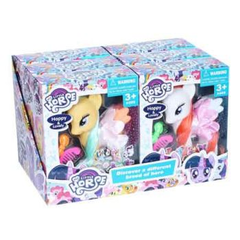 Pony with Wings and Accessories assorted ( ONLY SOLD in Display of 6 )