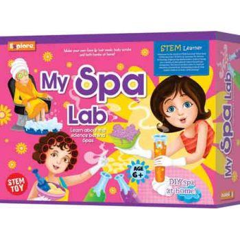 Explore STEM Deluxe Kit - My Spa Lab