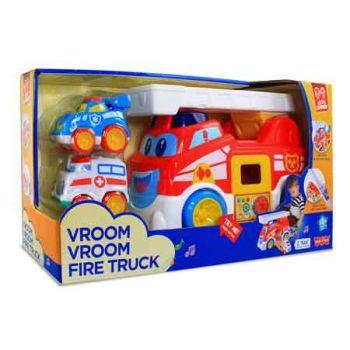 Little Learner Vroom Vroom Fire Truck