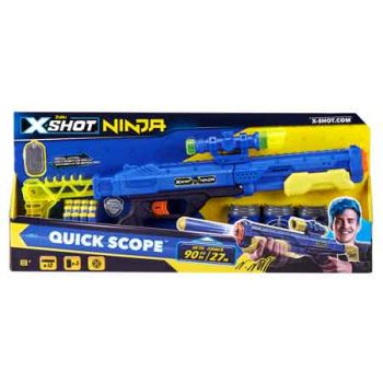 XSHOT Ninja Quick Scope Dart Blaster