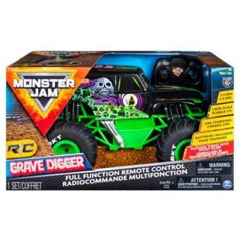 Monster Jam 1:15 Remote Control Grave Digger
