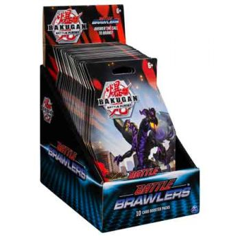 Bakugan The Card Game Booster Pack ( ONLY SOLD in Display of 24 )