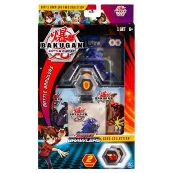 Bakugan The Card Game Deluxe Collector Kit