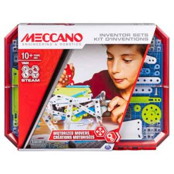 Meccano Set 5 - Motorised Movers