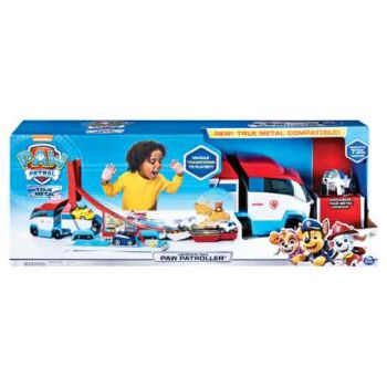 Paw Patrol Diecast Carrier and Launcher