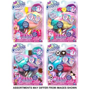 Candylocks Basic Doll BFF 2 pack assorted