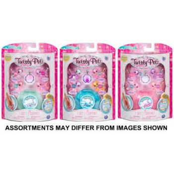 Twisty Pets Babies Four Pack