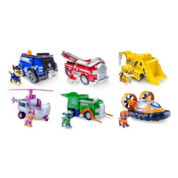 Paw Patrol Value Basic Vehicle with Pup assorted