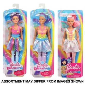 Barbie Fairy assorted ( ONLY SOLD in Carton of 6 )