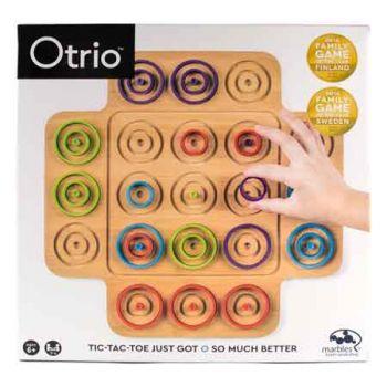 Marbles Brain Workshop Otrio