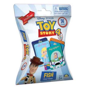 Toy Story 4 FISH Card Game