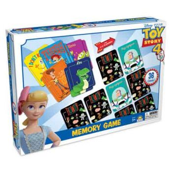 Toy Story 4 Memory Game