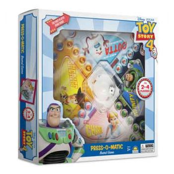 Toy Story 4 Press-O-Matic Game