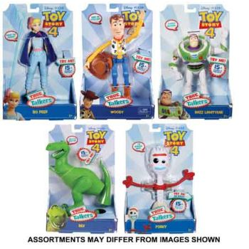 Toy Story 4 True Talkers assorted ( ONLY SOLD in Carton of 6 )