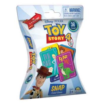Toy Story 4 Snap Card Game