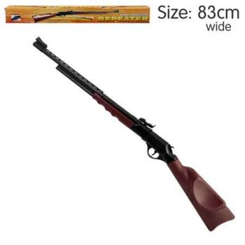 8 Shot Plastic Winchester Rifle