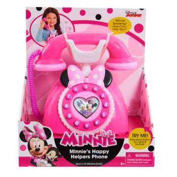Minnie Happy Helpers Rotary Phone