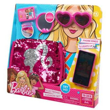 Barbie Electronic Purse Set